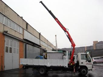 аренда манипулятора 7 тонн